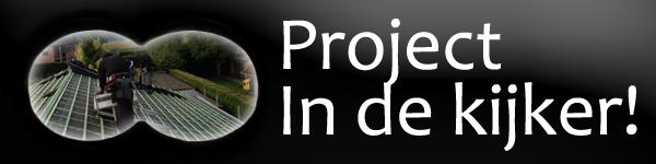 Project in de kijker augustus 2013